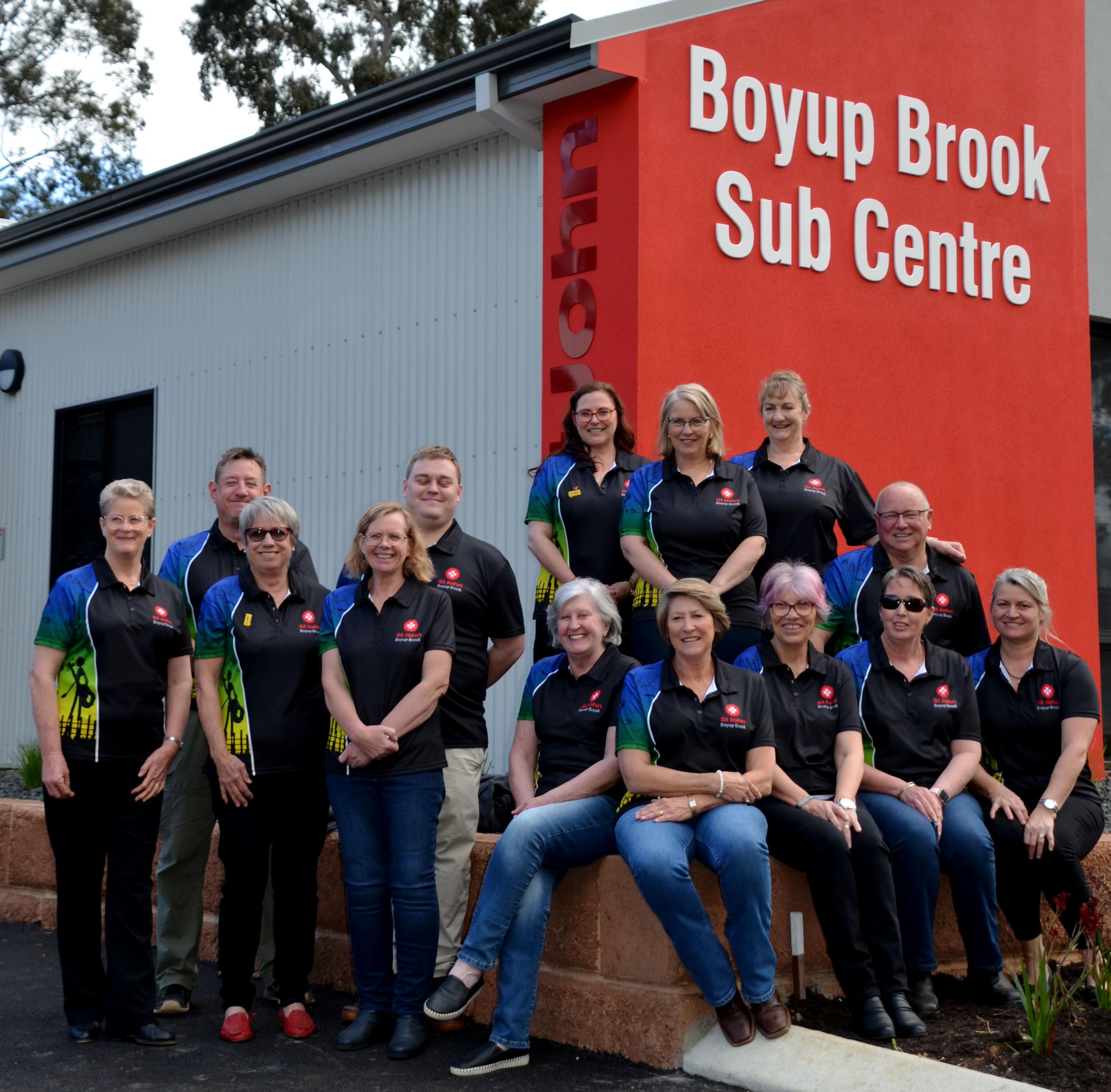 Boyup Brook Sub Centre 1