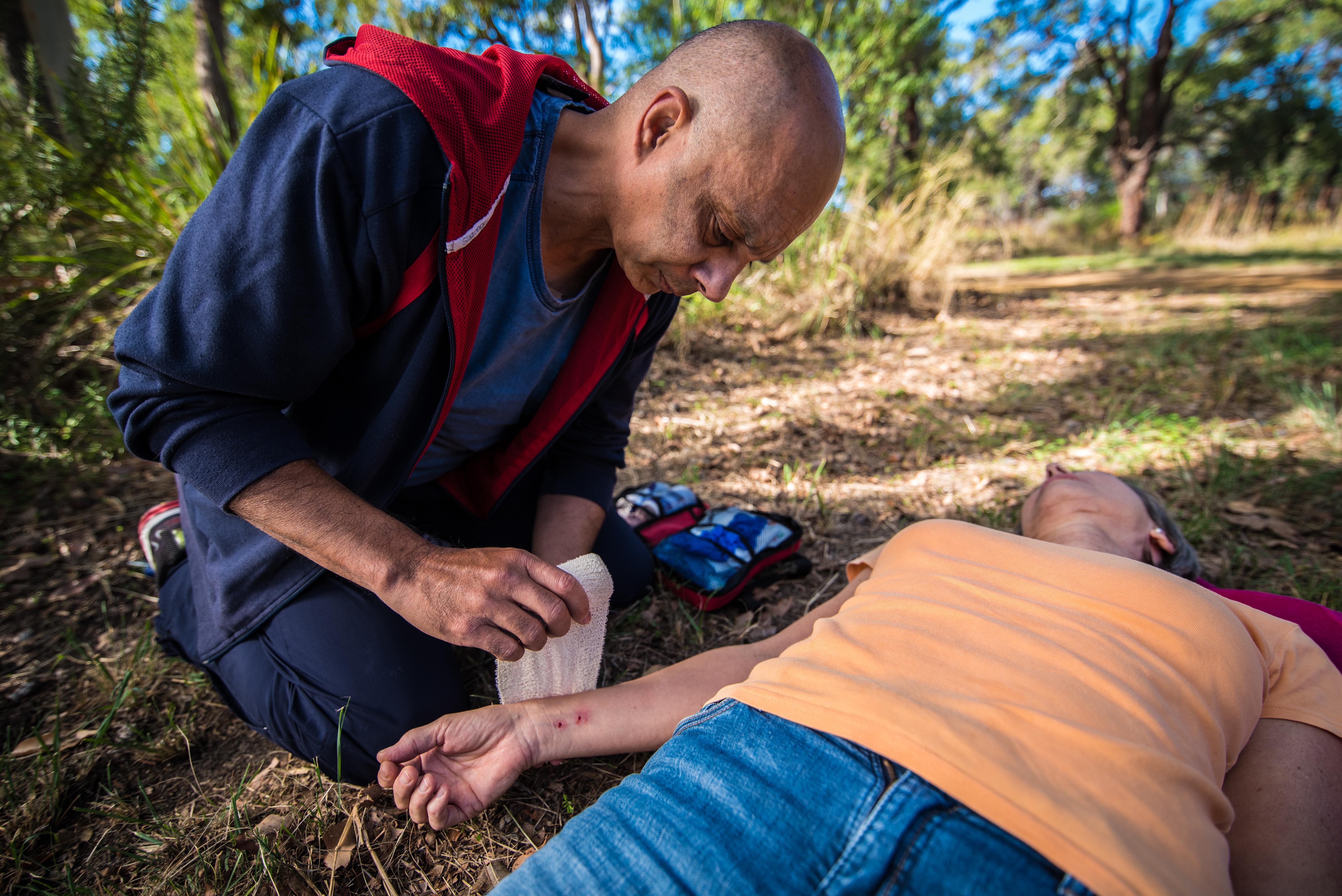 Snake Bite First Aid Training Scenarios 2019 (18)