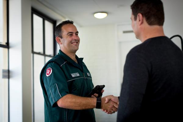First Aid  St John WA