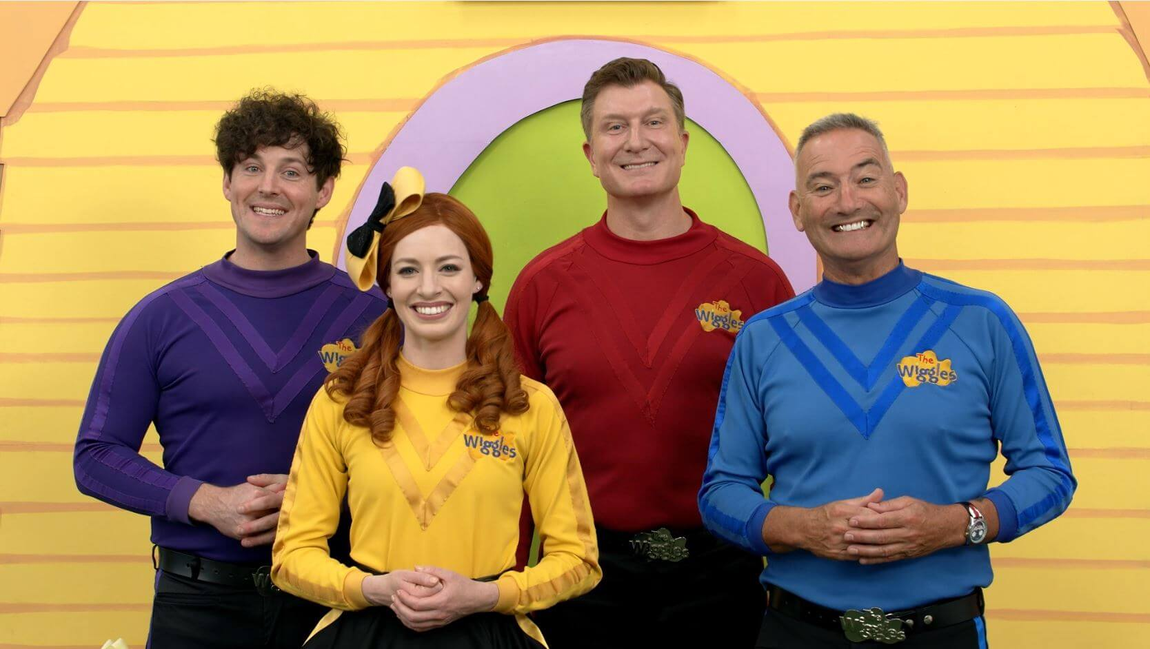 The Wiggles Partner with St John WA