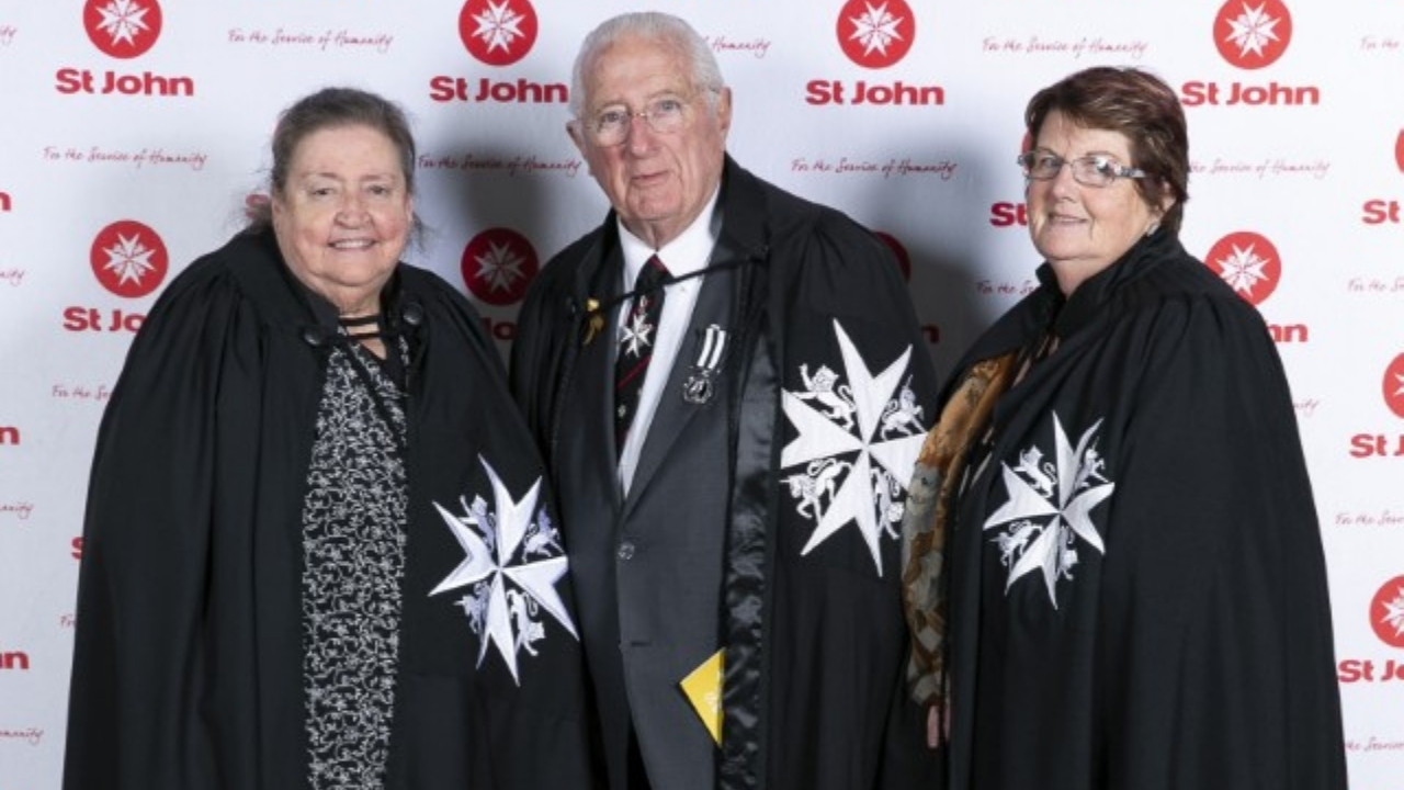 Edith Khangure received the Order of Australia Medal