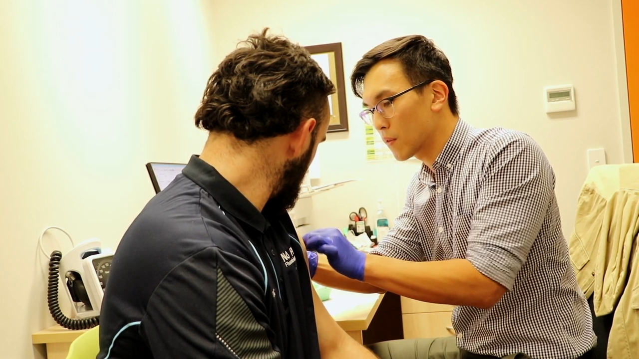 Why the flu vaccination is all about you No Probs Plumbing