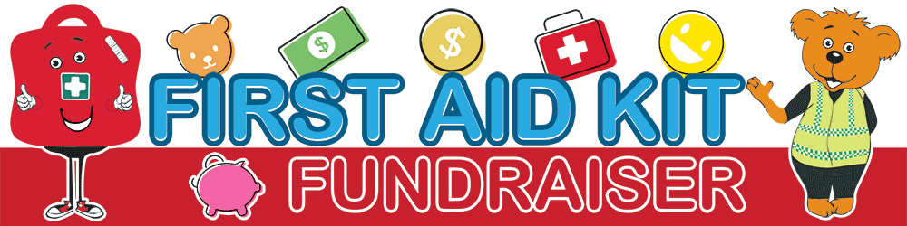 First Aid Kit Fundraiser Banner