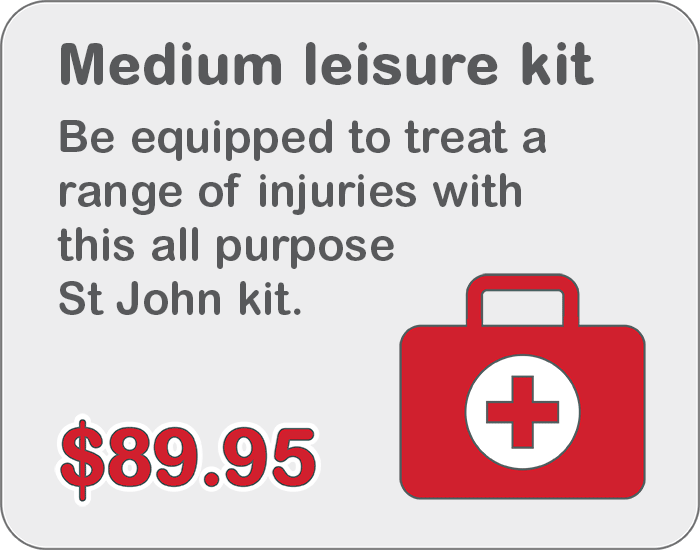 Medium leisure kit