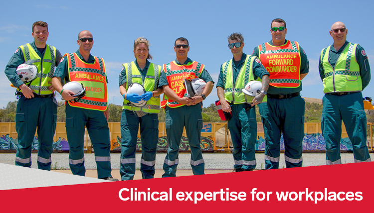 St John_Clinical  experts