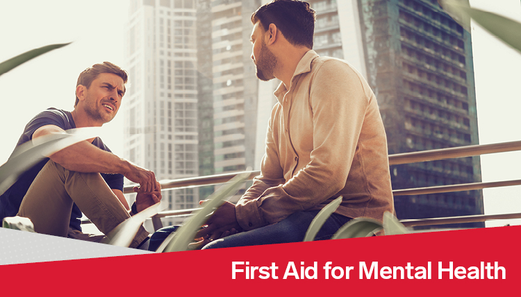 St John_First aid for mental health
