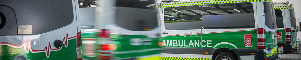 Ambulance Activity Banner