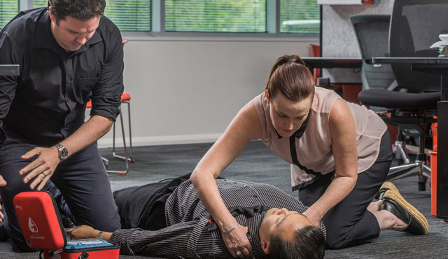 First Aid Courses Perth - First Aid Training - St John