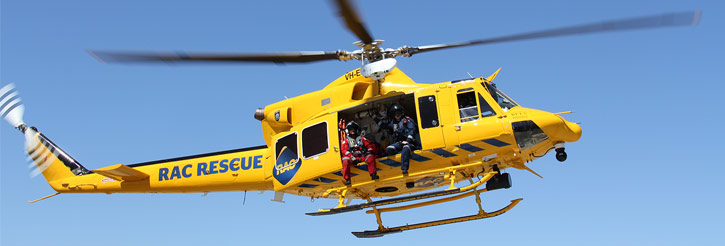 Emergency Rescue Helicopter Service