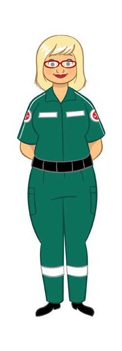 First Aid Focus Volunteer