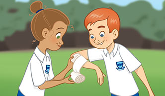 St John Youth Programs - First Aid Focus