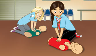 St John Youth Programs - First Aid Recruits